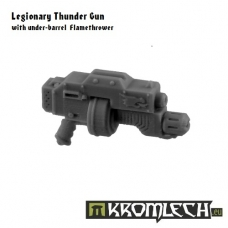 Legionary Thunder Gun with Flamethrower
