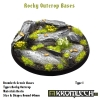 Rocky Outcrop bases - round 60mm