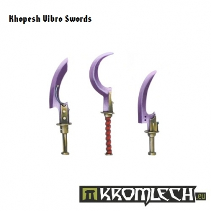 Khopesh Vibro Swords