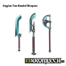 Stygian Two-handed Weapons