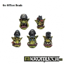 Orc Officer Heads