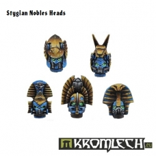 Stygian Nobles Heads
