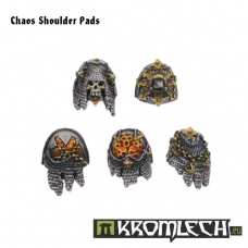 Chaos Shoulder Pads