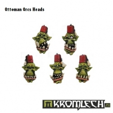 Ottoman Orc Heads