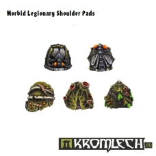 Morbid Legionary Shoulder Pads