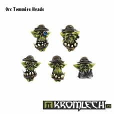 Orc Tommies Heads