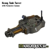 Heavy Tank Turret with Tormentor Cannon
