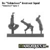 """Orc """"Schmeisser"""" Greatcoat Squad"""
