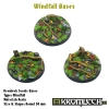Windfall bases - round 50mm
