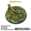 Windfall bases - round 60mm 1