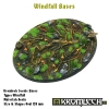 Windfall bases - oval 120mm