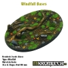 Windfall bases - oval 105mm