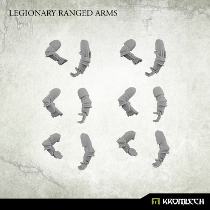 Legionary Ranged Arms