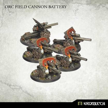 Orc Field Cannon Battery
