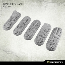 Junk City Bases - bike 70mm