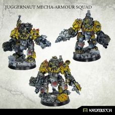 Juggernaut Mecha-Armour Squad