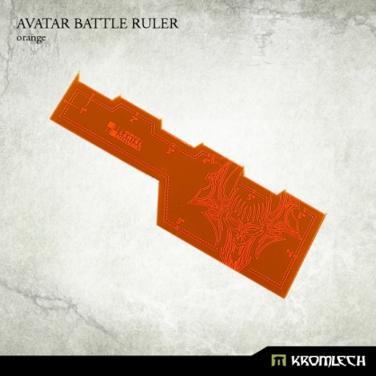 Avatar Battle Ruler [orange]