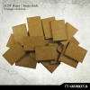 Rectangle 60x40mm (20 pieces)
