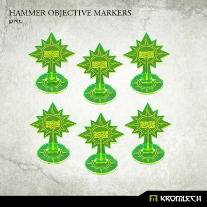 Hammer Objective Markers [green]