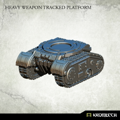 Heavy Weapon Tracked Platform