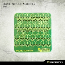 Skull Wound Markers [green]