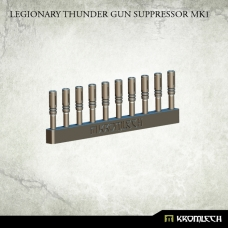 Legionary Thunder Gun Suppressor Mk1