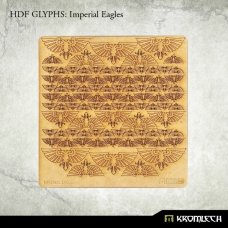 HDF Glyphs: Imperial Eagles