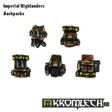 Imperial Highlanders Backpacks