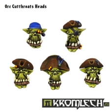 Orc Cutthroats Heads