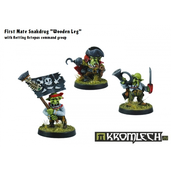 Figurines alternatives - Page 4 Goblin-pirates-command-group