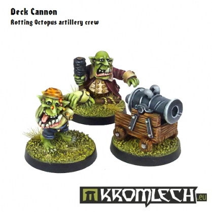 Goblin Pirates Deck Cannon