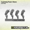 Legionary Power Gloves - Left Arms