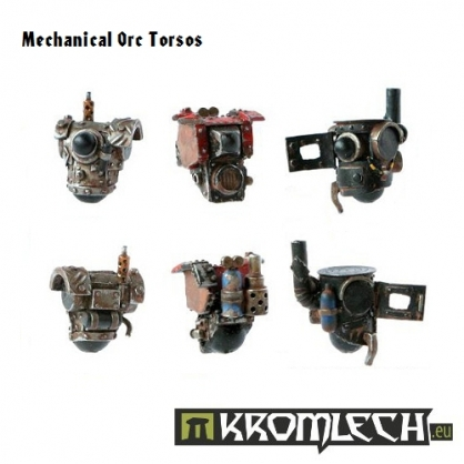 Mechanical Torsos