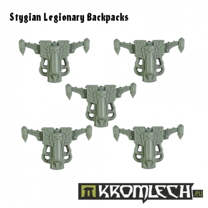 Stygian Legionary Backpacks
