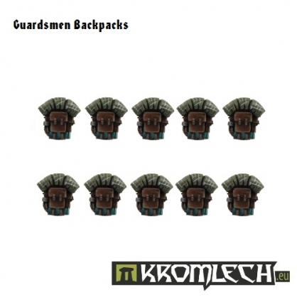 Guardsmen Backpacks