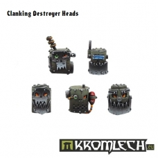 Clanking Destroyer Heads