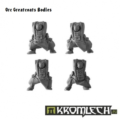 Orc Greatcoat Bodies