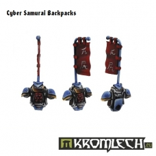 Cyber Samurai Backpacks