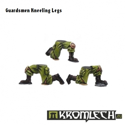 Kneeling Guardsmen Legs