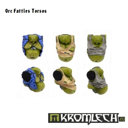 Orc Fatties Torsos