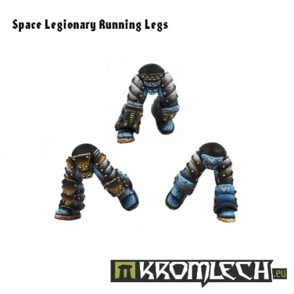 Space Legionary Running Legs