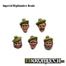 Imperial Highlanders Heads