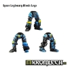 Space Legionary Bionic Legs