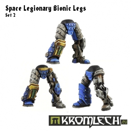 Space Legionary Bionic Legs Set 2