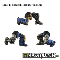 Space Legionary Bionic Kneeling Legs