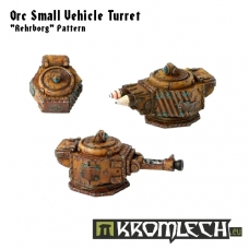 """Rehrborg"" Pattern Small Turret"