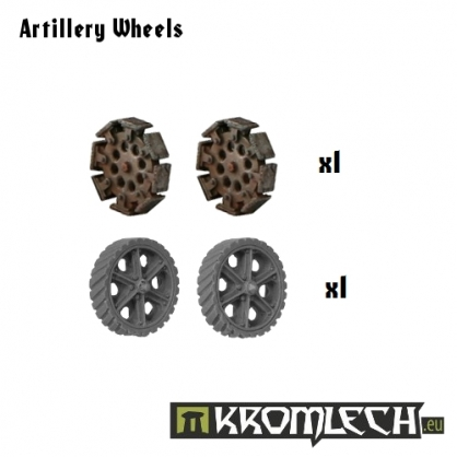 Artillery Wheels