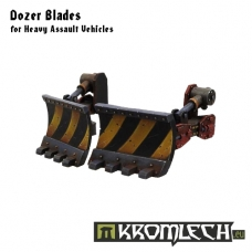Hvy Assault Vehicle Dozer Blades