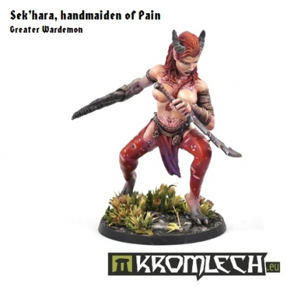 Sek'hara, handmaiden of Pain