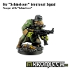 "Orc ""Schmeisser"" Greatcoat Squad"
